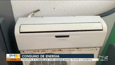 Maranhão é o único estado que não reduziu o consumo de energia durante a pandemia - Alagoas foi o estado com maior redução proporcional de consumo de energia na Região Nordeste.