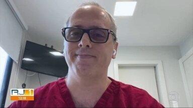 Especialista fala sobre as necessidades de uma UTI - O médico intensivista Felipe Saddy tira dúvidas sobre as necessidades de uma UTI.