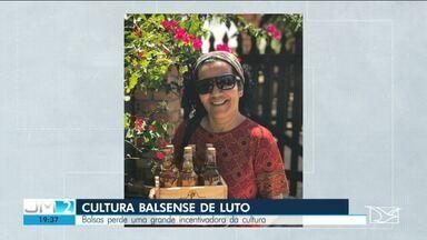 Magal, incentivadora cultural em Balsas, morre no Maranhão - Gilza Magalhães de Almeida também era uma grande incentivadora do meio ambiente.