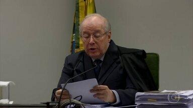 Celso de Mello autoriza inquérito para apurar acusações de Moro a Bolsonaro - Ao pedir demissão, o ex-ministro da Justiça, Sergio Moro, acusou o presidente Bolsonaro de tentar interferir politicamente na Polícia Federal.