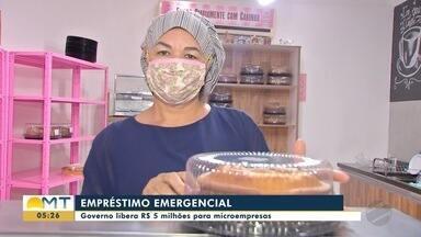 Governo do Estado libera R$ 5 milhões em empréstimos para microempresas - undefined