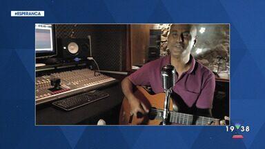 Músicos da região enviam canções de esperança - Confira reportagem do Jornal Vanguarda desta terça-feira (28).