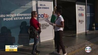 Unidades do Centro de Apoio ao Empreendedorismo voltam a funcionar em SP - Postos ajudam no acesso ao seguro-desemprego e acesso ao auxilio emergencial