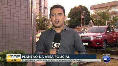 Plantão policial: confira as informações da polícia desta quarta-feira - Saiba quais foram as ocorrências registradas na 16ª Seccional de Polícia Civil.