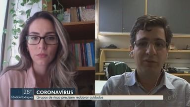 Especialistas esclarecem medidas que grupos de risco devem tomar contra o novo coronavírus - Cuidados são para evitar o contágio da doença.