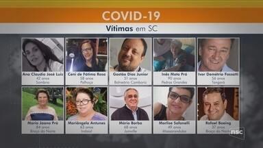 JA mostra relatos de famílias de vítimas do coronavírus - JA mostra relatos de famílias de vítimas do coronavírus