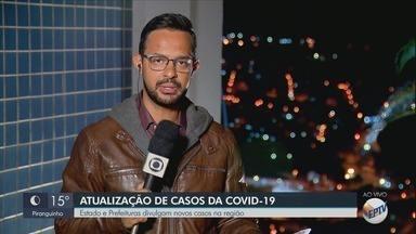 Ernane Fiuza atualiza nos números do coronavírus no Sul de Minas nesta quarta-feira (29) - Ernane Fiuza atualiza nos números do coronavírus no Sul de Minas nesta quarta-feira (29)