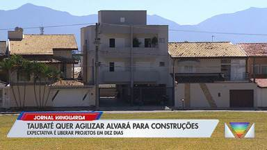Programa promete agilizar entrega de novos empreendimentos imobiliários em Taubaté - Veja a reportagem.