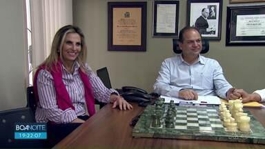 Ex-governadora do Paraná Cida Borghetti testa positivo para coronavírus - Resultado foi divulgadonesta quarta-feira (29).