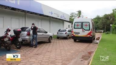 São Luís atinge 100% de ocupação dos leitos de UTI para pacientes com Covid-19 - Nos últimos sete dias, foram 100 mortos por Covid-19 no estado.