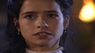 Capítulo 6 - Francesco propõe que Marco Antônio se case com Giuliana e ele aceita. Rosana diz a Leonora que fará Matteo esquecer Giuliana e o procura na senzala. Angélica e Rosana discutem.