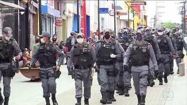 Justiça do Maranhão determina lockdown na Região Metropolitana de São Luís - É a primeira vez que isso acontece no país.