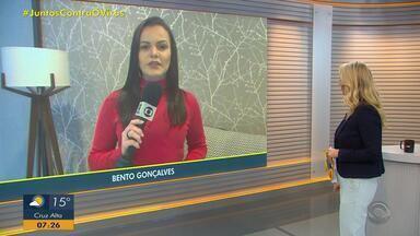 Moradora de Monte Belo do Sul morre em Bento Gonçalves por coronavírus - undefined