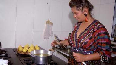 Conheça mais sobre a chef Millena Barros - Ela nasceu em Divinópolis e mora em Palmas
