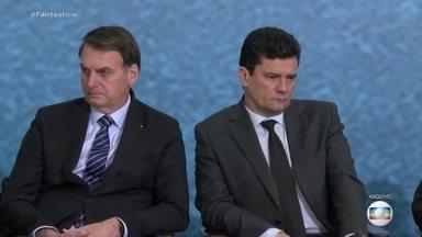 Depoimento de Sergio Moro dura mais de 8 horas na PF de Curitiba - Ex-ministro foi ouvido por delegados e procuradores de Brasília na sede da Polícia Federal em Curitiba.