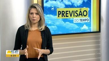 Veja a previsão do tempo com Michele Costa - Veja a previsão do tempo com Michele Costa.