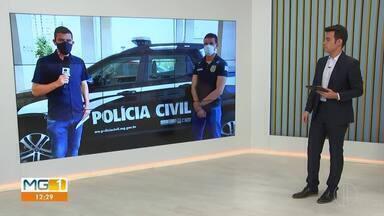 Números de assassinatos teve queda de 21% no Norte de Minas - Segundo a Polícia Civil, redução é referente aos primeiros meses de 2020.