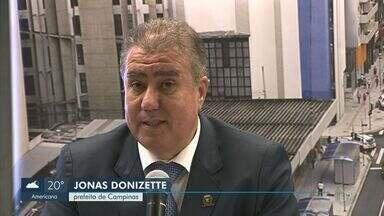 Coronavírus: Campinas suspende transferência de pacientes da Grande São Paulo - Em coletiva realizada na tarde desta segunda-feira (4), prefeito Jonas Donizette (PSB) anunciou duas novas mortes pela Covid-19.