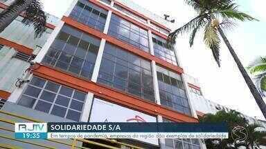 Solidariedade S/A: conheça ações solidárias de empresas e empresários durante a pandemia - RJ2 mostra o que comerciantes estão fazendo para ajudar no combate ao novo coronavírus.