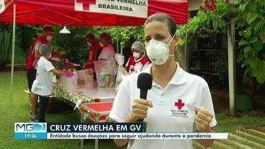 Artistas se mobilizam para arrecadar doações para a Cruz Vermelha, em Governador Valadares - Doações podem ser feitas pelo telefone 33-3203-4427.
