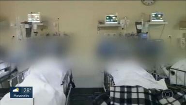 Mais 1,1 mil pessoas esperam por um leito em todo o estado do RJ - Das 1.112 pessoas que aguardam um leito, 500 estão em estado grave.
