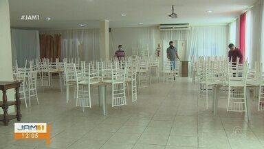 Em Manaus, projeto mobiliza empresas do setor de eventos - Objetivo é orientar clientes a buscar uma nova data para eventos.