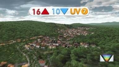 Confira a previsão do tempo para esta quinta-feira, 7, na região - Confira reportagem do Jornal Vanguarda desta quarta-feira (6).