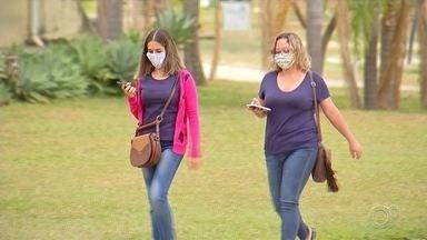 Uso obrigatório de máscaras começa a valer nesta quarta-feira em Sorocaba - Equipamentos devem ser utilizados em espaços públicos, estabelecimentos comerciais e no transporte público.