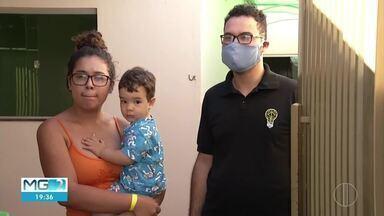 Barreiras sanitárias permitem controlar pessoas que chegam em Montes Claros - Após abordagens, as pessoas são monitoradas pelas equipes de saúde.