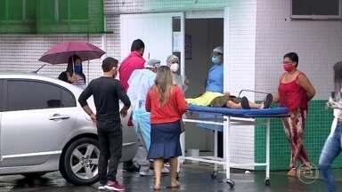 Justiça descarta restringir ainda mais isolamento social no Amazonas - Nesta quarta-feira (6) o Amazonas voltou a bater recorde de casos e mortes por Covid-19.