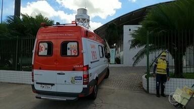 Quase 250 pacientes em estado grave com Covid-19 esperam por leito de UTI em PE - Segundo a Secretaria Estadual de Saúde de Pernambuco, nas últimas semanas, houve um aumento de mais de 400% nas internações por suspeita de Covid-19.