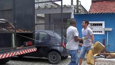 Operação Cata-Treco atende bairros em Suzano - Até o dia 16 de maio, das 8h às 17h, o caminhão vai passar nos bairros Jardim São José, Jardim Graziela e Jardim São Bernardino.