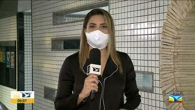 Maranhão registra 399 mortes por Covid-19 e tem mais de 8,1 mil infectados - Mais 545 novos casos e 20 mortes foram registradas nesse domingo (10), segundo dados da Secretaria de Estado da Saúde (SES).