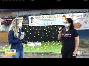 Maio Laranja: Mês é em prol da luta contra a violência infantil - Em tempos de pandemia, com as crianças é preciso que os pais não se descuidem.