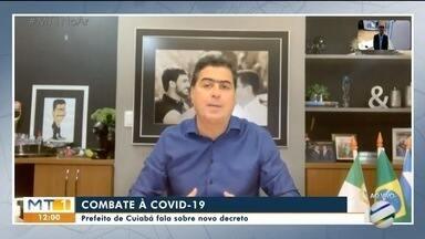 Decreto de Cuiabá corta gastos - Decreto de Cuiabá corta gastos