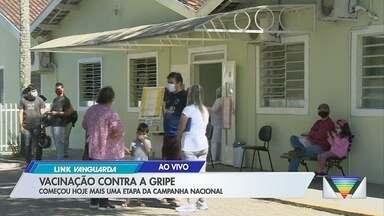 Confira como está a vacinação contra a gripe em São José dos Campos - Imunização é importante para reduzir efeitos do coronavírus