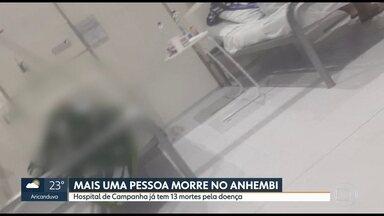 Estado de São Paulo tem mais de 3.700 mortes por causa do novo coronavírus - Hospitais de Campanha da prefeitura da capital registra 14 óbitos, sendo 13 deles no Anhembi.