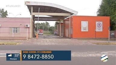 Testes em sistema drive-thru começam a ser feitos em Corumbá - Atendimento é feito por agendamento também na Capital, Dourados e Três Lagoas