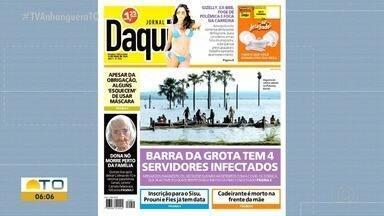 Veja as notícias que são destaque no Jornal Daqui - Veja as notícias que são destaque no Jornal Daqui