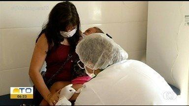 Terceira etapa da vacinação começa em todo o TO; veja quem faz parte do público alvo - Terceira etapa da vacinação começa em todo o TO; veja quem faz parte do público alvo