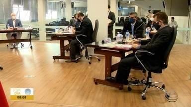 Câmara de Prudente rejeita pedido de isenção de ISS para empresa - Sessão extraordinária foi realizada nesta segunda-feira (11).