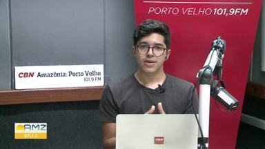 Confira os destaques da CBN Amazônia desta terça, 12 - João Antônio Alves comenta as principais notícias da rádio.
