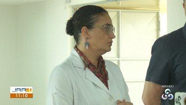 Secretária-adjunta de saúde deixa o cargo após ser citada na CPI da saúde - A médica Patrícia Renovato pediu a própria exoneração após escândalo por superfaturamento na compra de respiradores hospitalares.