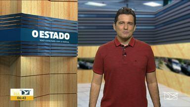 Veja as machetes do jornal 'O Estado do Maranhão' - Diretor de Redação, Clóvis Cabalau, apresenta as notícias em destaque na manhã desta quarta-feira (13).