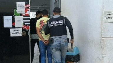 Polícia Civil faz operação contra quadrilha especializada em roubar supermercados - Polícia Civil faz operação contra quadrilha especializada em roubar supermercados.