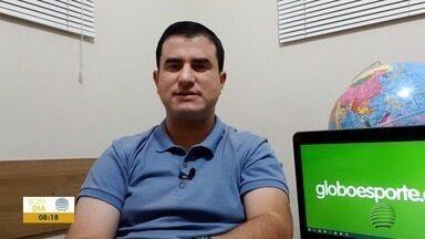 Paulo Taroco conta as novidades do esporte regional - Confira as últimas notícias do GloboEsporte.com.