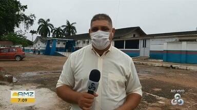 Presidente Figueiredo monta enfermarias para tratar de pessoas contaminadas por Covid-19 - Município adquiriu cinco aparelhos de ventilação mecânica.