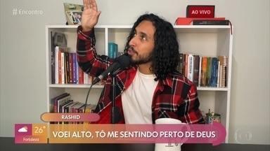 Rashid canta 'Pipa Voada' - Confira