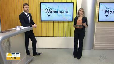 Quadro Mobilidade mostra como está o transporte público nesta quarta-feira em Aracaju - Quadro Mobilidade mostra como está o transporte público nesta quarta-feira em Aracaju.