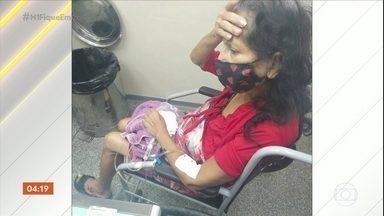 AM passa dos 17 mil casos confirmados da Covid-19 - Com o sistema de saúde em colapso, pacientes com outras doenças acabam sendo prejudicados por causa da superlotação nos hospitais de Manaus.
